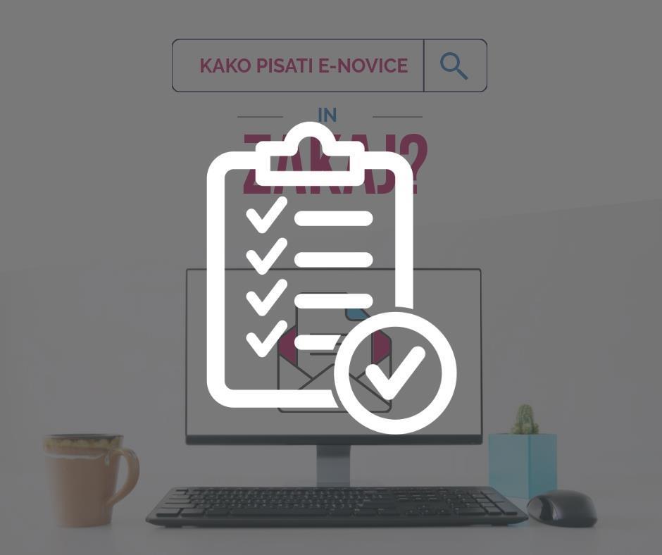 Checklist: E-novičke